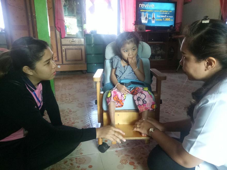タイの子ども1