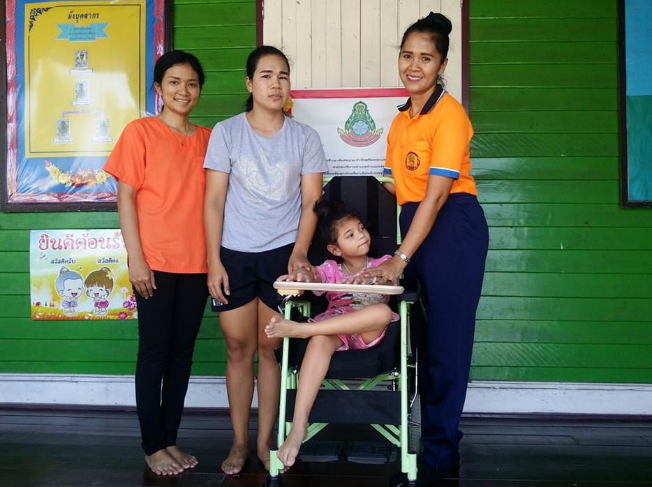 タイの子ども3