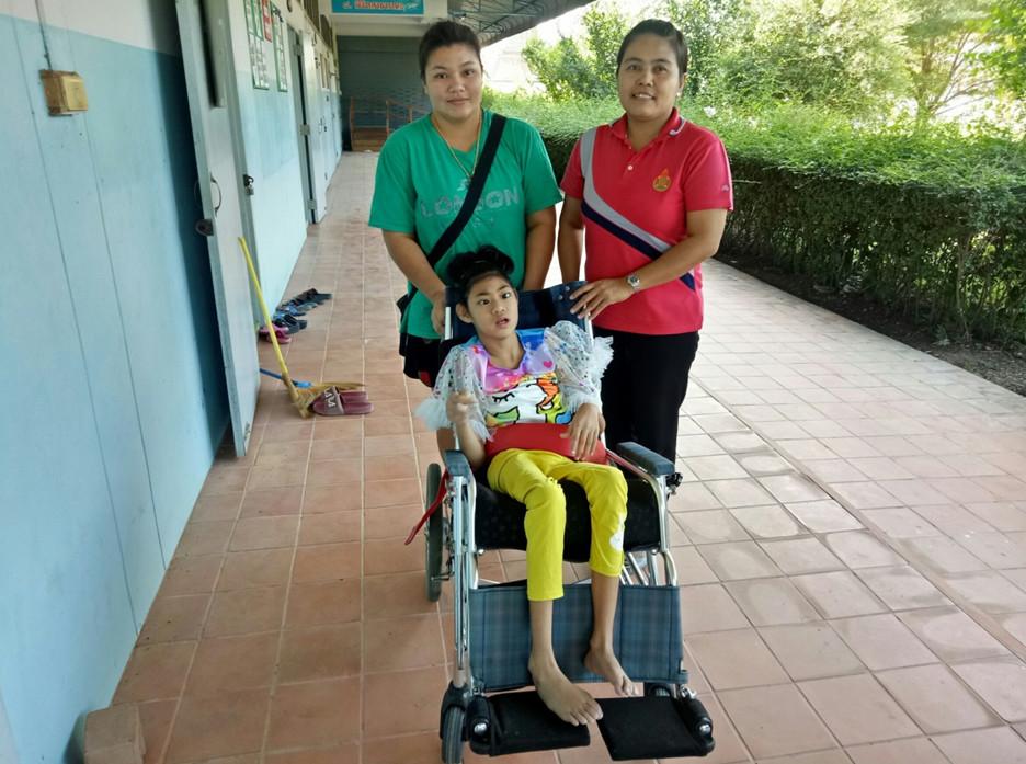 タイの子ども4